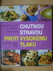 náhled knihy - Chutnou stravou proti vysokému tlaku