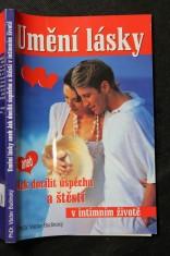 náhled knihy - Umění lásky, aneb, Jak docílit úspěchu a štěstí v intimním životě