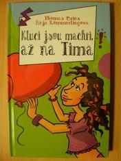 náhled knihy - Kluci jsou machři, až na Tima