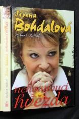 náhled knihy - Jiřina Bohdalová : nehasnoucí hvězda
