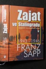 náhled knihy - Zajat ve Stalingradu : dramatický osud německého vojáka 1943-1946