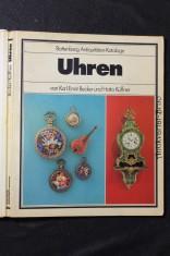 náhled knihy - Battenberg Antiquitäten-Kataloge : Uhren