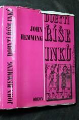 náhled knihy - Dobytí říše Inků