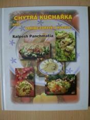 náhled knihy - Chytrá kuchařka : Vaříme zdravě a rychle