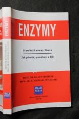 náhled knihy - Enzymy : stavební kameny života : jak působí, pomáhají a léčí