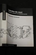 náhled knihy - Letenka do noci : antologie současné surrealistické poezie