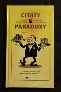 náhled knihy - Citáty  &   paradoxy