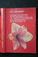 náhled knihy - Cibuľové a hľuznaté kvetiny