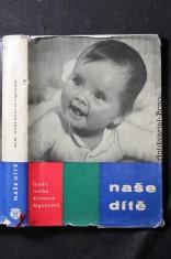 náhled knihy - Naše dítě : Před narozením : První rok dítěte : Dítě po prvním roce