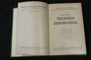 náhled knihy - Staročeská tělověda a zdravověda. Sv. II