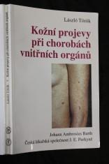 náhled knihy - Kožní projevy při chorobách vnitřních orgánů