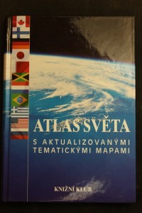 náhled knihy - Atlas světa