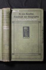 náhled knihy - Handbuch der Geographic. Der Grosse Seydlitz.