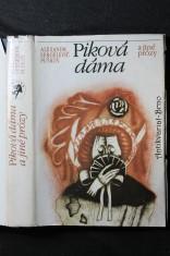 náhled knihy - Piková dáma a jiné prózy