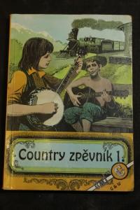 náhled knihy - Country zpěvník. 1 [vydal Miroslav Kozák