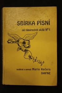 náhled knihy - Sbírka písní od táborových ohňů