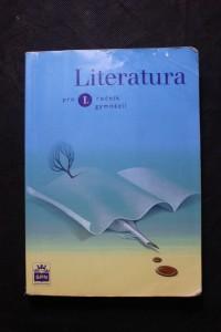 náhled knihy - Literatura pro I. ročník gymnázií