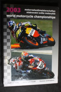 náhled knihy - World Motorcycle Championships