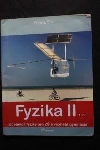 náhled knihy - Fyzika 2 - 1. díl