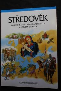 náhled knihy - Středověk : dějepisné atlasy pro základní školy a víceletá gymnázia