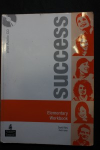 náhled knihy - Success - Elementary workbook