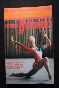 náhled knihy - Rytmická gymnastika