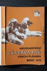 náhled knihy - Katalog : Mezinárodní výstava psů všech plemen. Brno 1979