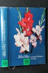 náhled knihy - Mečíky a ostatní hlíznaté květiny