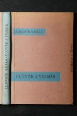 náhled knihy - Člověk a vesmír : biologická filosofie (zkráceně)