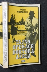 náhled knihy - Tajná operace doktora Axela
