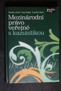 náhled knihy - Medzinárodní právo veřejné s kazuistikou