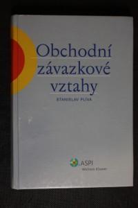 náhled knihy - Obchodní závazkové vztahy