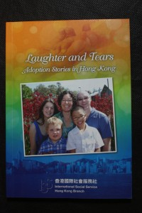 náhled knihy - Laughter and tears - Adoption stories in Hong Kong