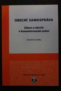 náhled knihy - Obecní samospráva : zákon o obcích v komentovaném znění