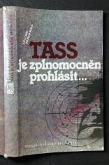 náhled knihy - TASS je zplnomocněn prohlásit
