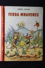náhled knihy - Ferda Mravenec