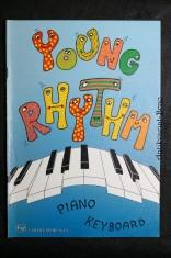 náhled knihy - Young rhythm Mladý rytmus : piano - keyboard - guitar chords - guitar grids Mladý rytmu
