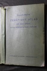 náhled knihy - Zeměpisný atlas pro školy střední, ústavy učitelské a školy obchodní
