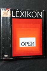 náhled knihy - Opern Lexikon