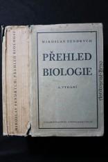 náhled knihy - Přehled biologie s přílohou Biologický atlas