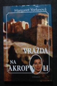 náhled knihy - Vražda na Akropoli