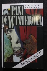 náhled knihy - Paní de Winterová