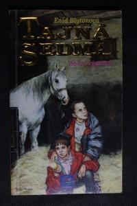 náhled knihy - Tajná sedma. Noční výprava