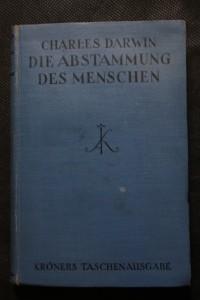 náhled knihy - Die abstammung des menschen