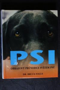 náhled knihy - Psi : obrazový průvodce světem psů