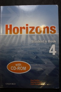 náhled knihy - Horizons / Student's Book