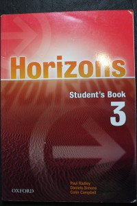 náhled knihy - Horizons / Student's Book 3