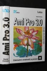 náhled knihy - Ami Pro 3.0 : základní znalosti a praxe