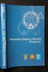 náhled knihy - Technické předpisy FMS AČR. Příloha 01