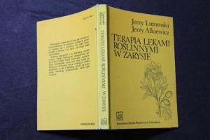 náhled knihy - Terapia lekami roslinnymi w zarysie
